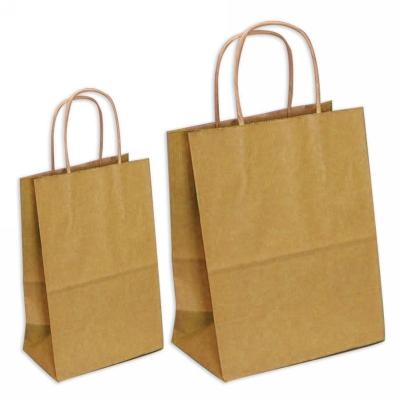 Kraft - Tan Gift Bag Large