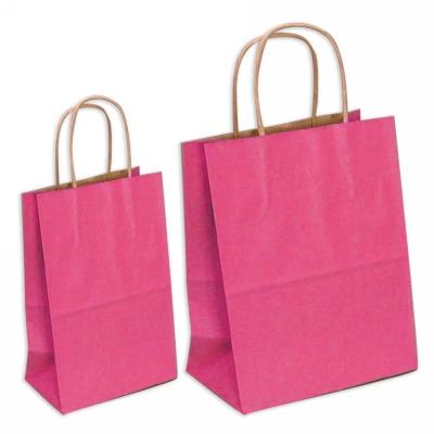 Pink Gift Bag Large
