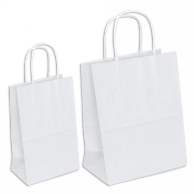 White Gift Bag Small