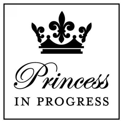 Baby Princess Stamp Design Clip for Three Designing Women Stampers