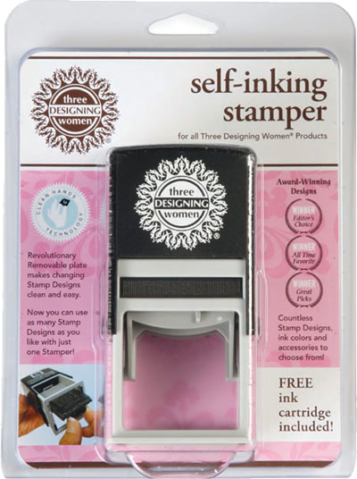 Three Designing Women Replacement Stamp