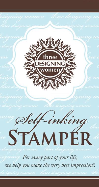 Three Designing Women Replacement Stamper