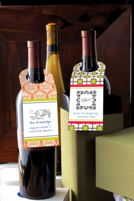 CLEARANCE WINE TAGS by THREE DESIGNING WOMEN 2