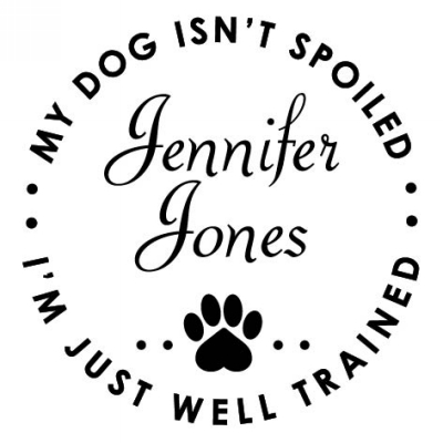 Personalized Pet Stamper by Three Designing Women CS3634