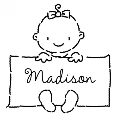Personalized Stamper by Three Designing Women CS3668