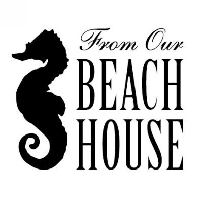 Seahorse Stamp Design Clip for Three Designing Women Stampers