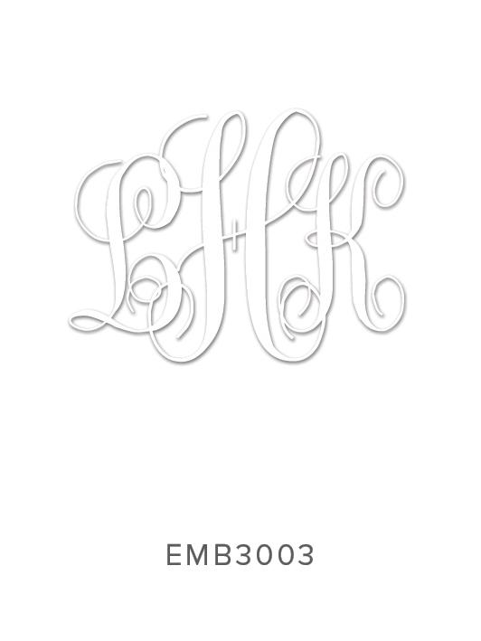 Embosser by Three Designing Women Design No. EMB3003