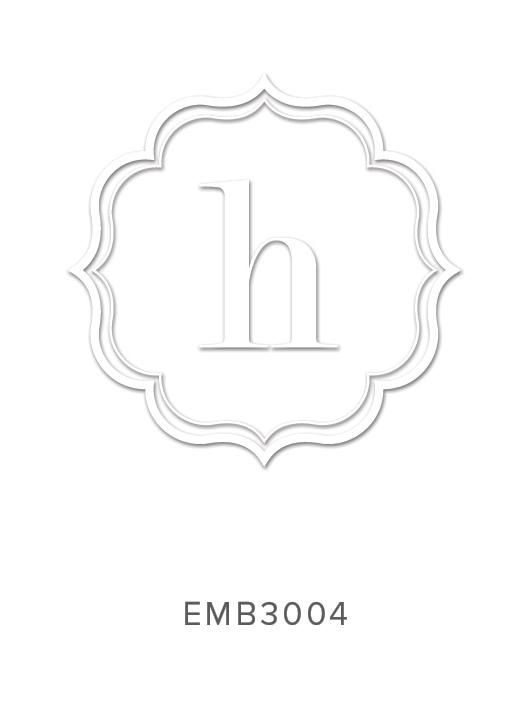 Embosser by Three Designing Women Design No. EMB3004