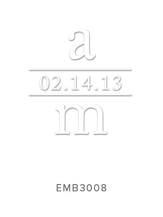 Embosser by Three Designing Women Design No. EMB3008