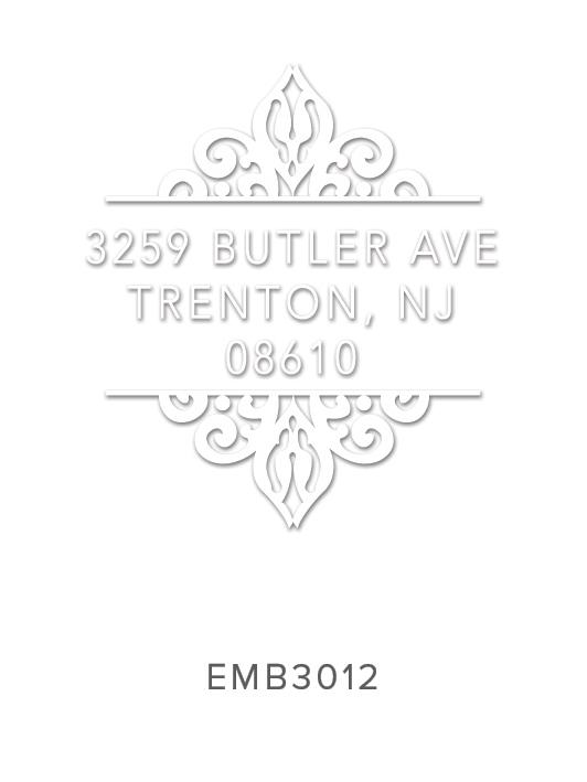 Embosser by Three Designing Women Design No. EMB3012