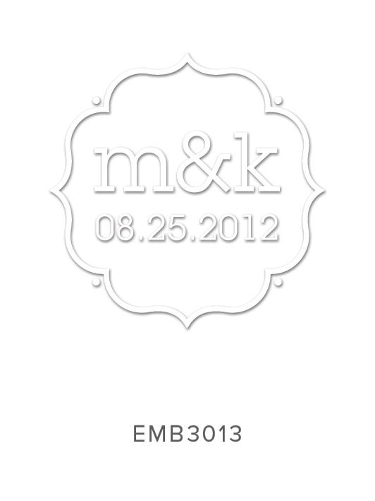 Embosser by Three Designing Women Design No. EMB3013