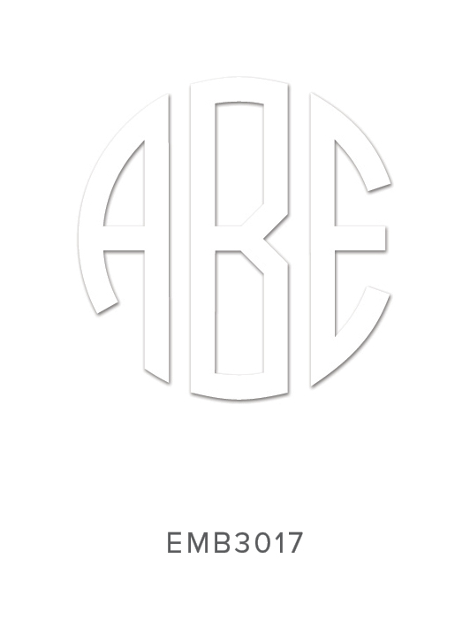 Embosser by Three Designing Women Design No. EMB3017