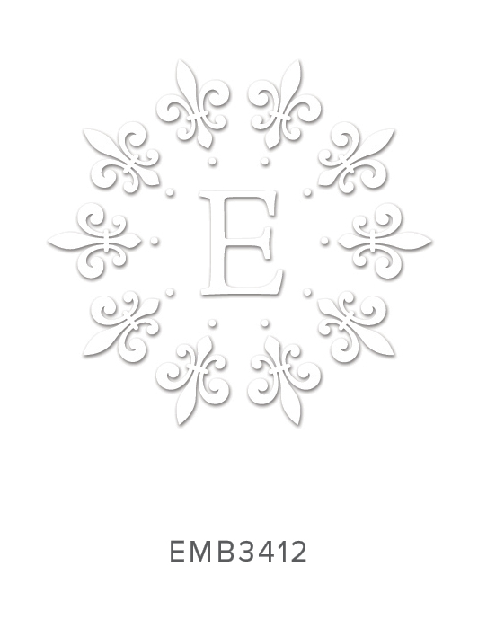Embosser by Three Designing Women Design No. EMB3412