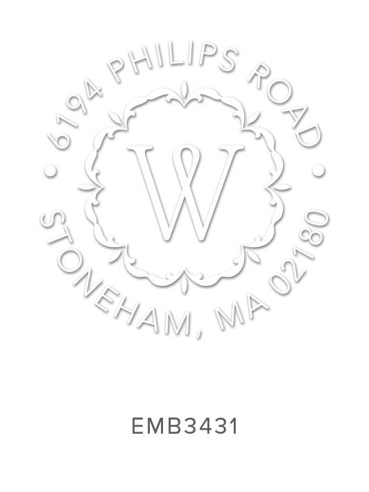 Embosser by Three Designing Women Design No. EMB3431