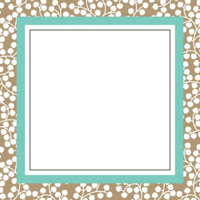 Wisteria Taupe Gift Tags by Three Designing Women