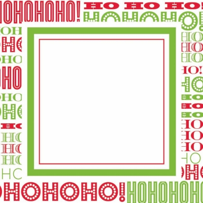 Santa Gift Tags by Three Designing Women