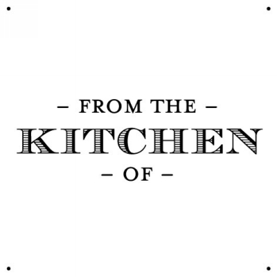 Cash Kitchen Stamp Design Clip for Three Designing Women Stampers
