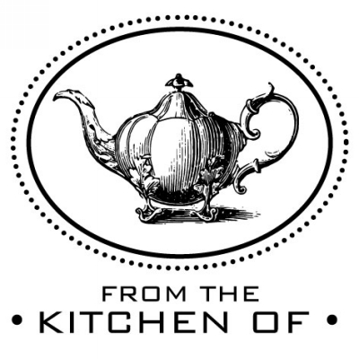 Teapot From Stamp Design Clip for Three Designing Women Stampers