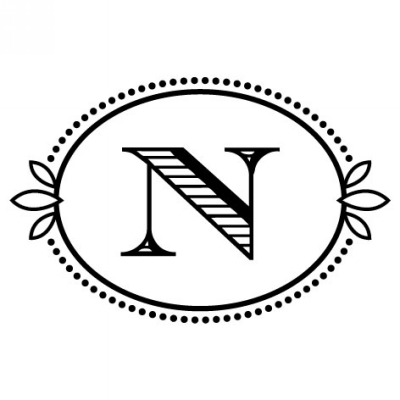 Monogram Cash N Stamp Design Clip for Three Designing Women Stampers