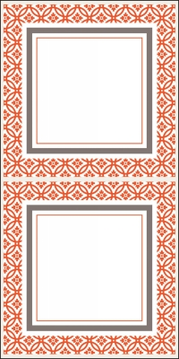 Kate Citrine Stickers by Three Designing Women
