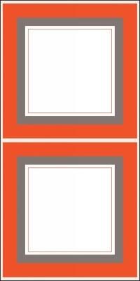 Newport Citrine Stickers by Three Designing Women