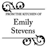 Personalized Stamper by Three Designing Women CS3687