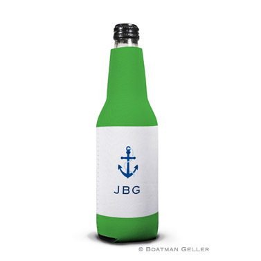 Anchor Bottle Koozie