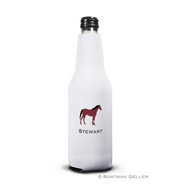 Horse Bottle Koozie
