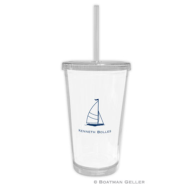 Sailboat Classic Beverage Tumbler