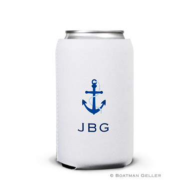 Anchor Can Koozie