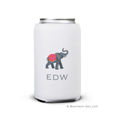 Elephant Can Koozie