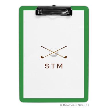 Golf Clipboard