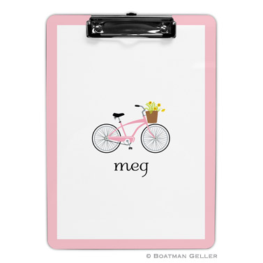 Bicycle Clipboard