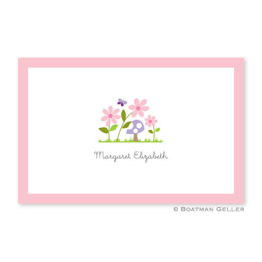 Bloom Personalized Placemat