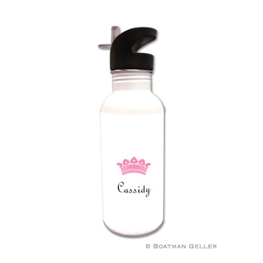 Princess Crown Water Bottle