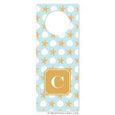 Seashore  Wine Tags - qty 8