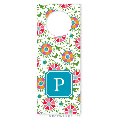 Suzani Wine Tags - qty 8