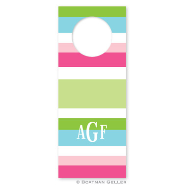 Espadrille Preppy Wine Tags - qty 8