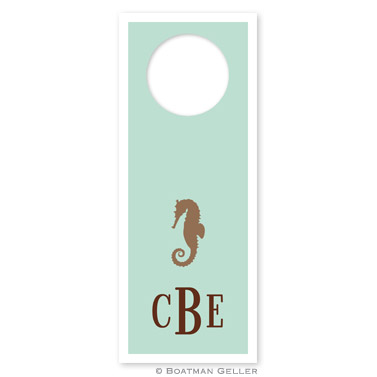 Seahorse Wine Tags - qty 8