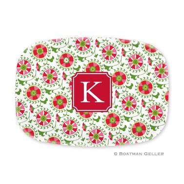 Suzani Holiday Platter