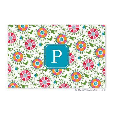 Suzani Personalized Placemat