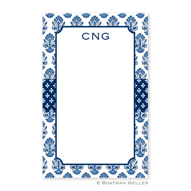 Beti Navy Notepad