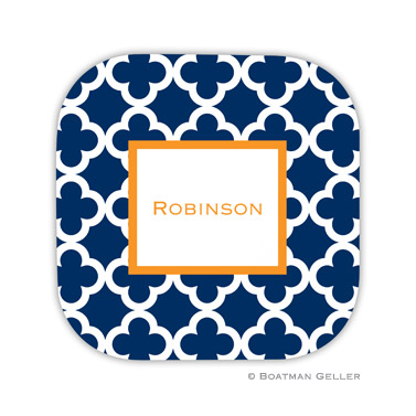 Bristol Tile Navy Coaster