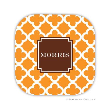 Bristol Tile Tangerine Coaster