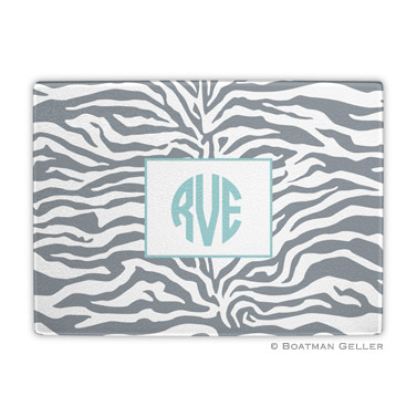 Zebra Gray Cutting Board
