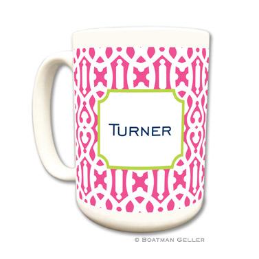 Cameron Raspberry Mug