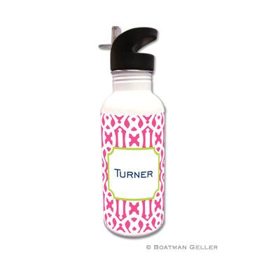Cameron Raspberry Water Bottle