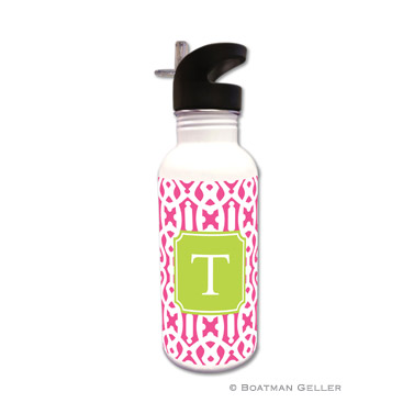 Cameron Navy Water Bottle