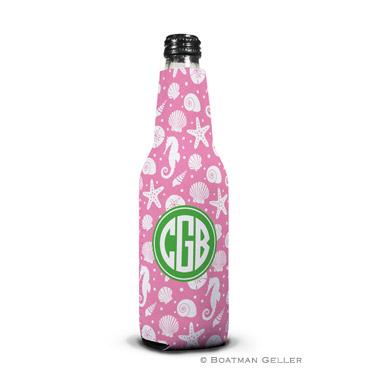 Jetties Bubblegum Bottle Koozie
