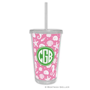 Jetties Bubblegum Beverage Tumbler